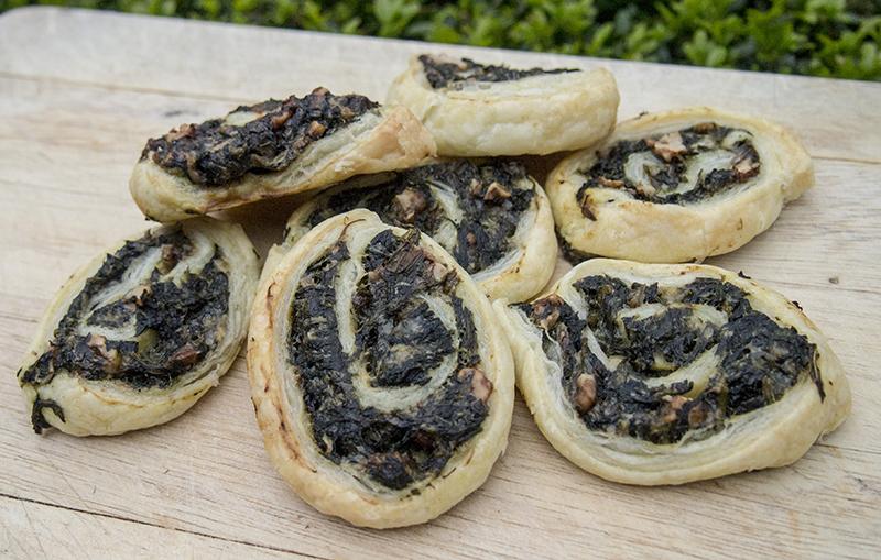 francuskie ślimaki