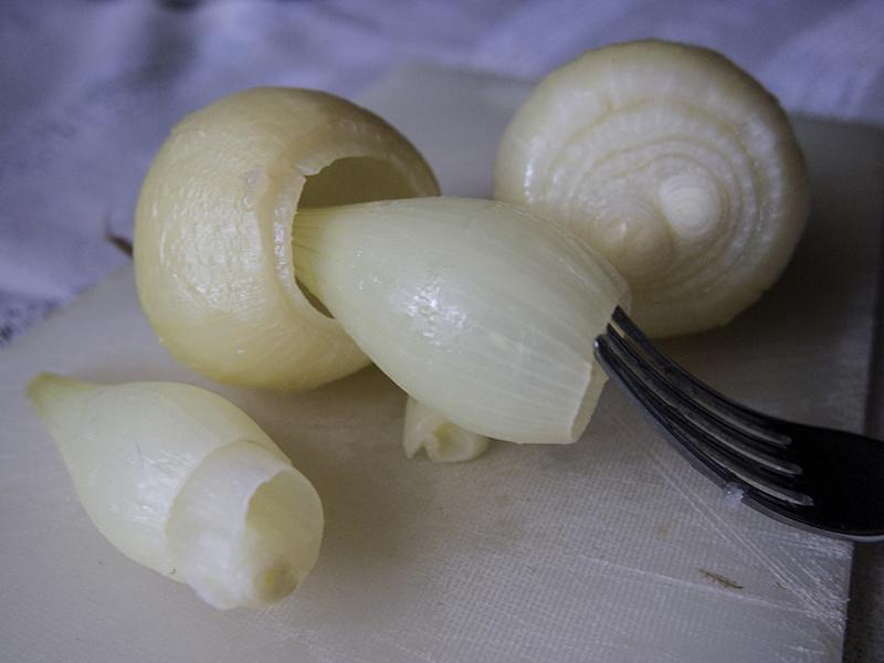Kuchnia gdańska - faszerowane cebule