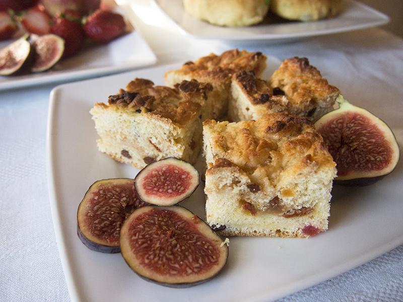 Kuchnia Gdańska: Ciasto maślane z Brunszwiku