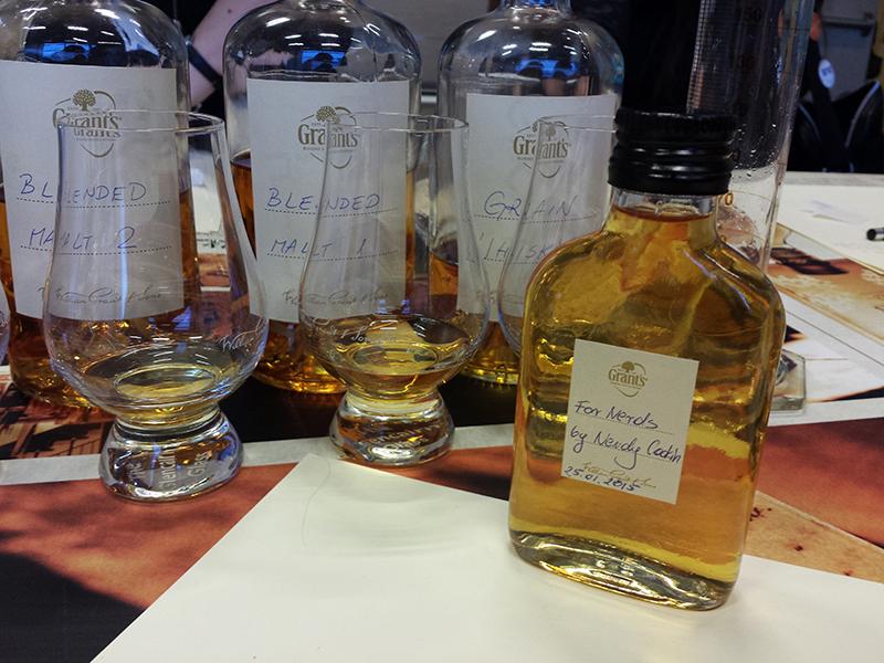moja whisky Grant's