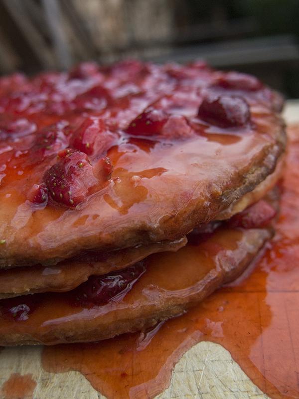 Kuchnia gdańska: tort wiedeński