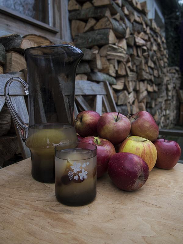Kuchnia gdańska: woda jabłkowa