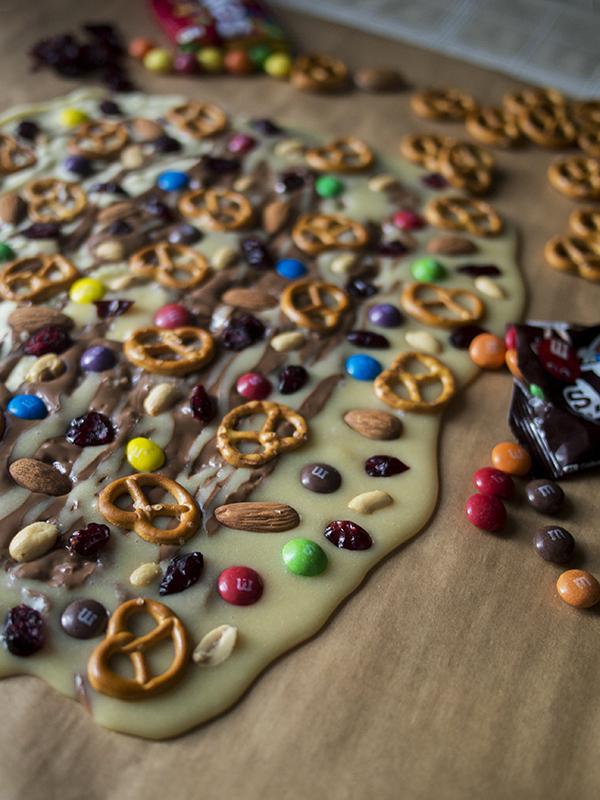 słodycze na mikołajki, czekolada diy nerdycookin
