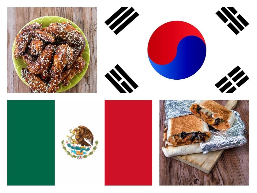 MŚ 2018 mecz Korea Południowa – Meksyk: dakgangjeong vs ...